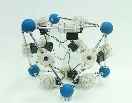Octaworm-450x350 OctaWorm, un robot basado en Arduino e impreso en 3D que puede moverse en lugares difíciles
