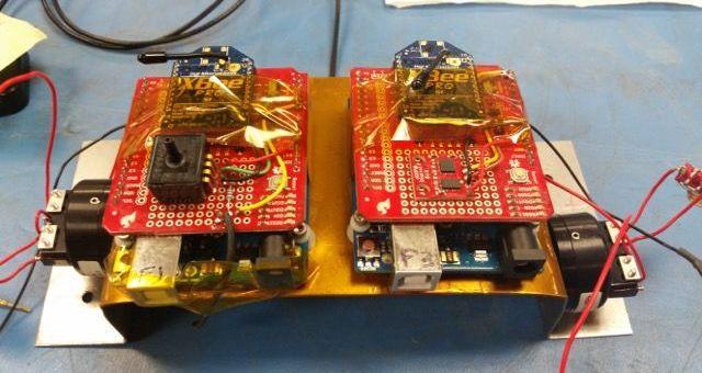 arduino nasa - La NASA usa Arduino y Xbes para devolver naves a la Tierra