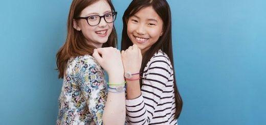 jewelbots - Jewelbots, una pulsera para enseñar a las niñas a programar
