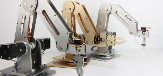arduino robot - Dobot, un brazo robótico controlado con Arduino