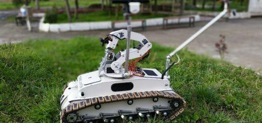 robot artificiero - Crea un robot desactivador de explosivos