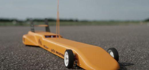 3dprint rccar1 - Este coche R/C impreso en 3D quiere ser el más rápido del mundo