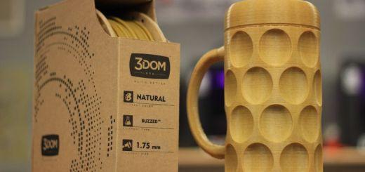 buzzed - Ya puedes imprimir en 3D tu jarra de cerveza perfecta