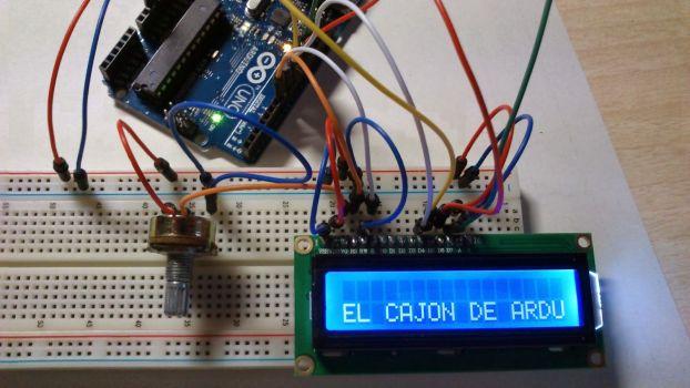 pantalla lcd arduino