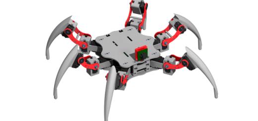 antdroid - Antdroid, un robot de código abierto con Arduino y Raspberry Pi