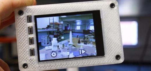 camara raspberrypi - Crea una cámara impresa en 3D para tu Raspberry Pi
