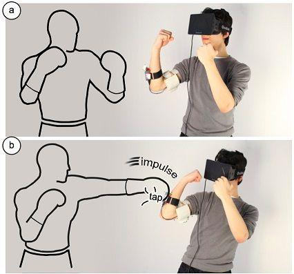 """impacto Arduino te ayuda a """"sentir"""" la realidad virtual"""