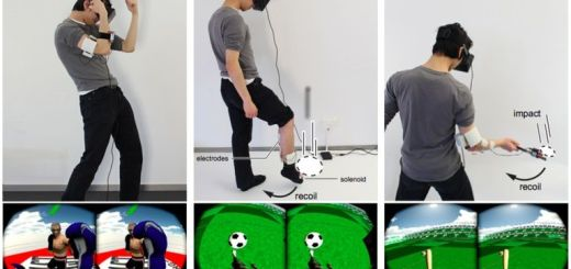 """impacto2 - Arduino te ayuda a """"sentir"""" la realidad virtual"""