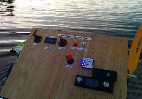 raspberrypi control - Una balsa automatizada con Raspberry Pi para tus paseos por el lago