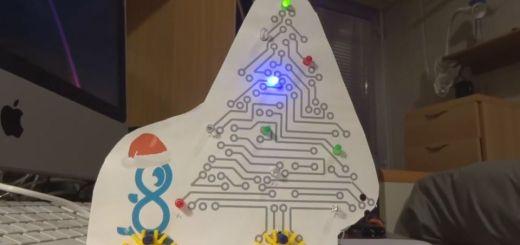 arbol navidad arduino - Tutorial Arduino: Árbol de Navidad