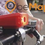 Mide la contaminación del aire con tu bici