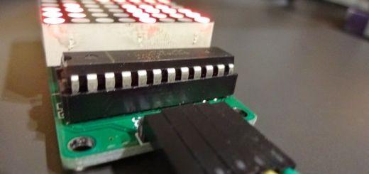 matriz arduino - Tutorial Arduino: Matriz de LEDs de 8x8