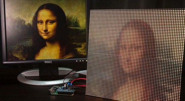 raspberry pi pantalla - Tutorial Raspberry Pi: monta una pantalla de LEDs para tu Raspberry