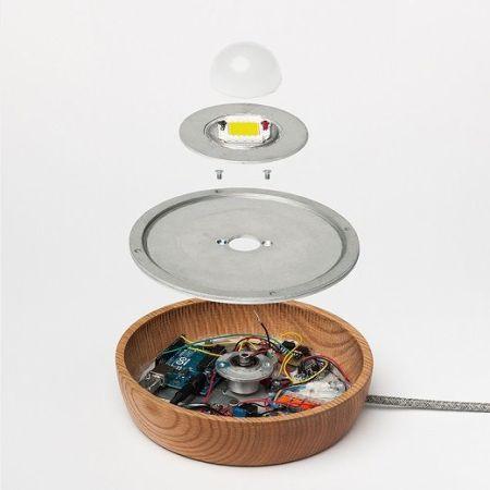 flux-arduino2-450x450 Ilusión óptica con Arduino e impresión 3D