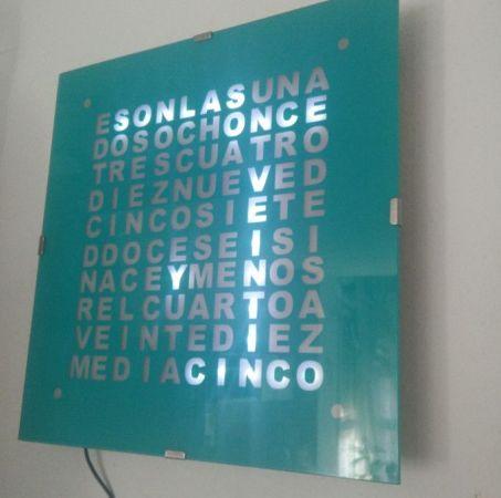 reloj arduino 453x450 - Reloj de palabras en español con Arduino