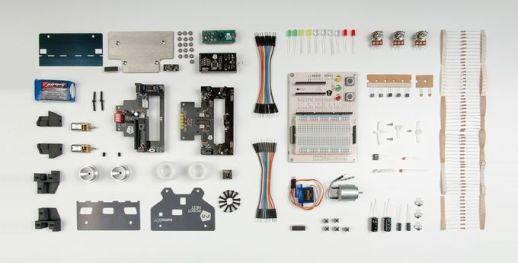 sumoboy2 Aprende robótica con Sumoboy, un robot de lucha basado en Arduino