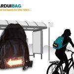 Arduibag, un sistema de seguridad vial para tu bici con Arduino