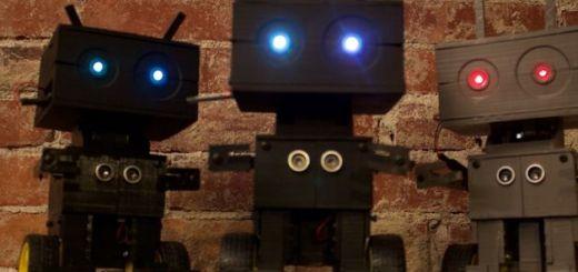 robots de código abierto y arduino