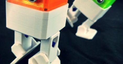 OTTO DIY PLUS 1 - Otto, el robot que construyes tú mismo
