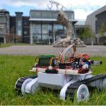 IoT Rover con GPS y conexión a Internet con Arduino Mega