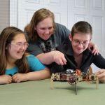 meped-150x150 Otto, el robot que construyes tú mismo