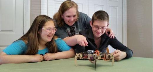 construir tu propio robot