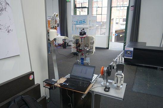 biogripp1 Biogripp 3, una mano robótica controlada con Arduino