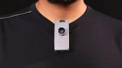 camarazero Una mini máquina de fotos muy original con una Raspberry Pi Zero