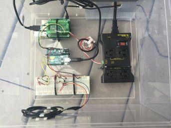 control para piscinas con Arduino y Raspberry Pi