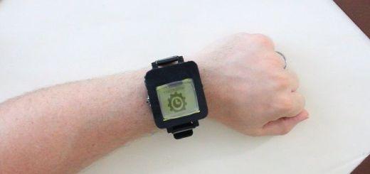 Smartwatch con Arduino