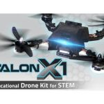 Talon X1, un dron imprimible en 3D para enseñar a los niños tecnología