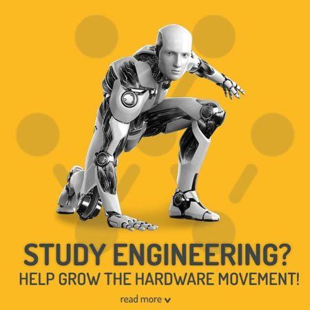 wevolver3 450x450 - Wevolver, plataforma donde encontrar robots, drones y otros proyectos impresos en 3D y de código abierto