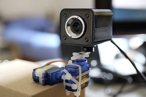camarapiardui - Una cámara de seguridad construida con Arduino y Raspberry Pi