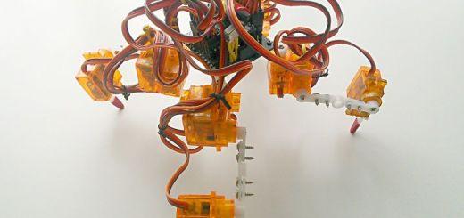 robot cuadrúpedo