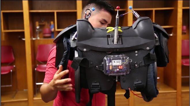 sistema-seguridad-arduino1 Un sistema para prevenir lesiones en el fútbol americano con Arduino