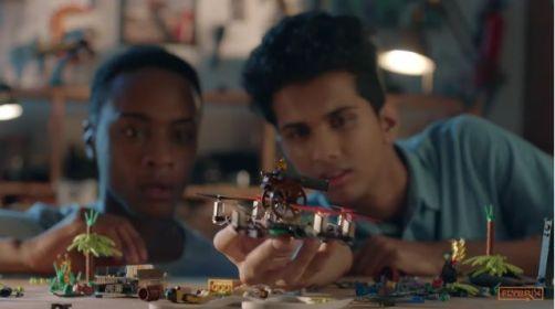 flybrix1 Flybrix, fabrica tu propio drone con piezas de LEGO
