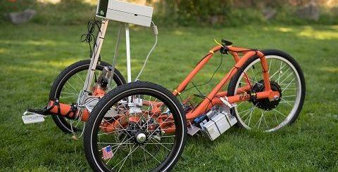 triciclo autónomo