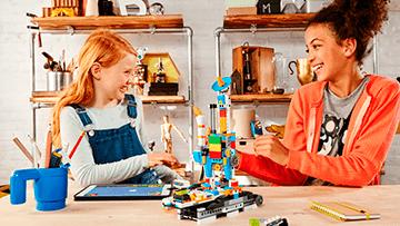 lego-boost1 LEGO's BOOST lo último de LEGO para enseñar programación