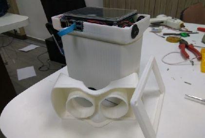 oio-oftalmoscopio1 OIO, un oftalmoscopio de código abierto para vigilar la salud ocular