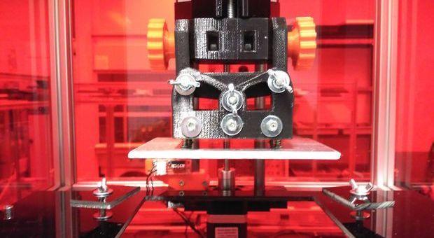impresora 3D de código abierto