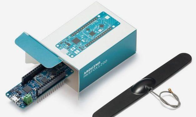 Arduino MKRFOX1200, la nueva Arduino para el Internet de las Cosas