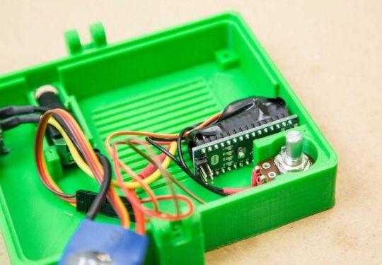 centrifugadora1 648x450 - Extrae ADN en casa con esta centrifugadora fabricada con impresión 3D y Arduino