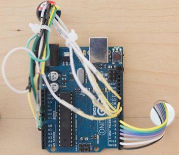 robot camarero 1 519x450 - Aprende a construir un robot camarero con Arduino