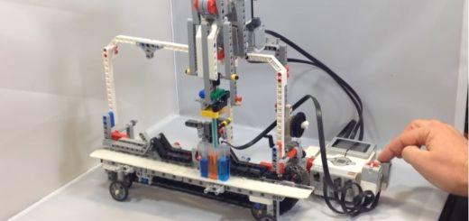 laboratorio robotizado
