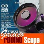 telescopio-arduino-150x150 Un controlador para tu telescopio gracias a #arduino