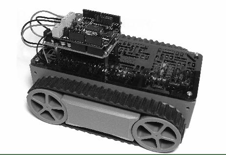 tanque robot
