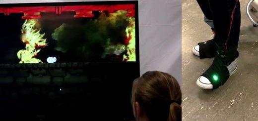 gamepad arduino - Convierte en mando de juegos cualquier prenda que tengas en tu casa