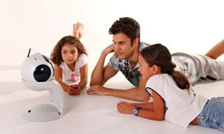 Q.bo, un Robot Interactivo de Código Abierto con Raspberry Pi y Arduino
