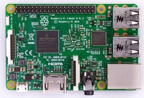 raspberry pi 3 - Qué modelo de Raspberry Pi debo comprar para mi proyecto