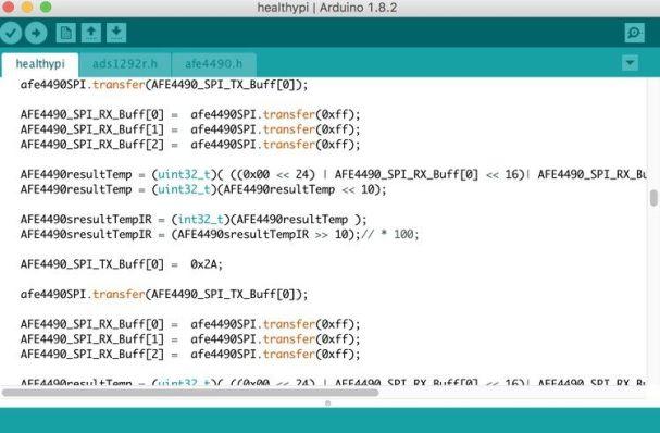 healthpi2 685x450 - HealthyPi, monitor de signos vitales de código abierto para Raspberry Pi
